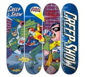Image of Creep Show x Barf Comics Creepman Series Decks
