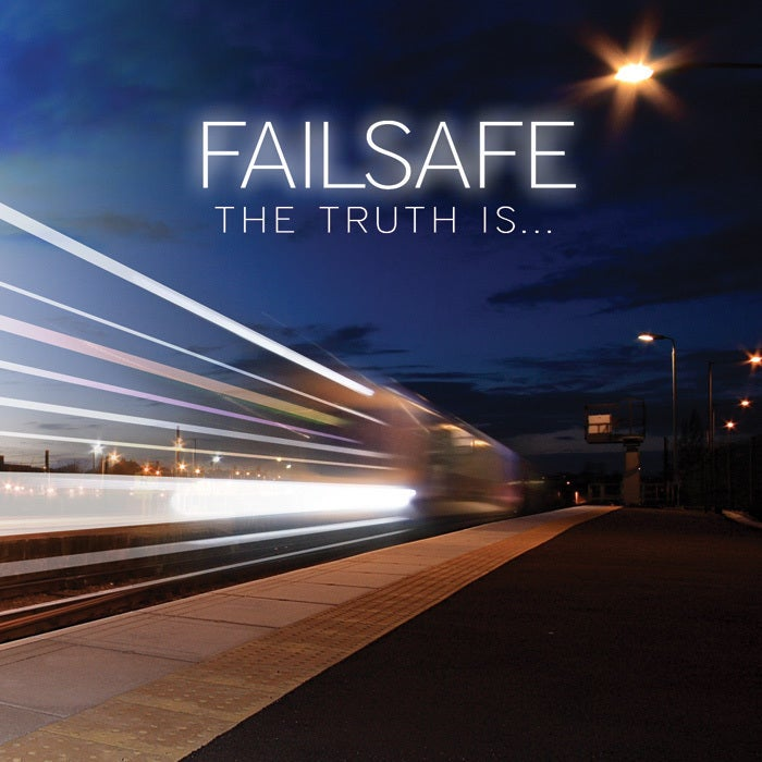 "Image of Failsafe - ""The Truth Is..."" CD Album"