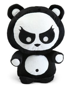 "Image of Angry Panda 10"" Plush Doll"