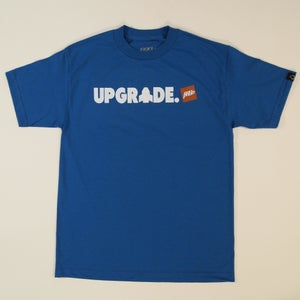 Image of Just UPGRADE-Royal Blue