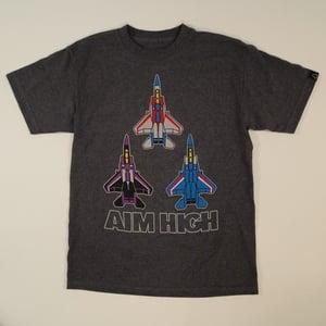 Image of AIM HIGH-Gray