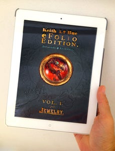 Image of Keith Lo Bue eFolio Vol. 1 - Expanded & Extended!  - NEW EBOOK