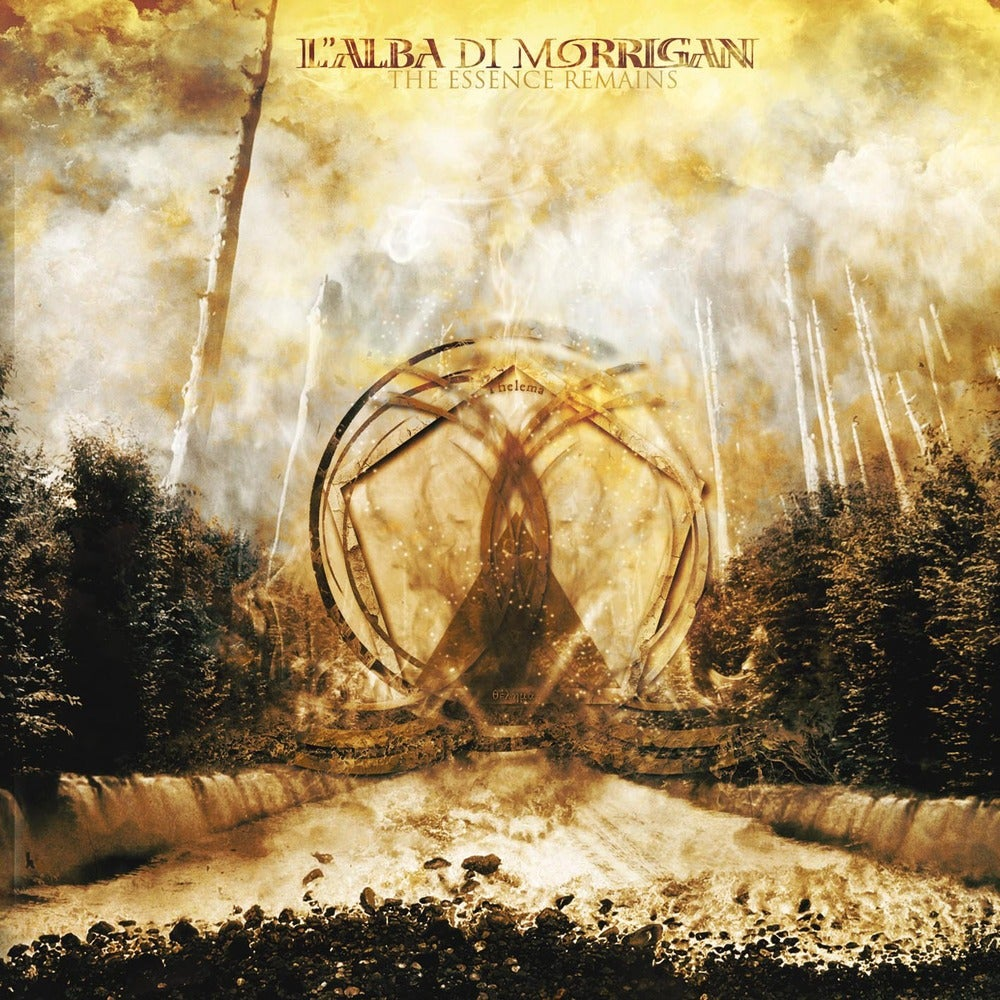 "Image of L'ALBA DI MORRIGAN ""The Essence Remains"" CD"