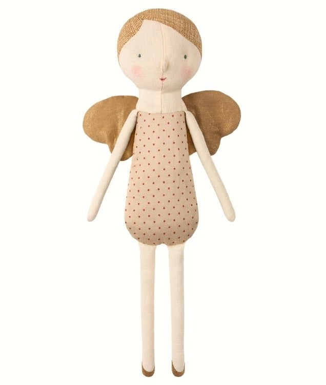 Image of Maileg - Angel Winter Friends Red (Pre-order)