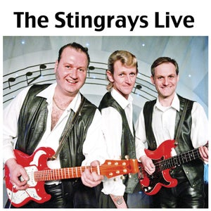 Image of The Stingrays Live - CD