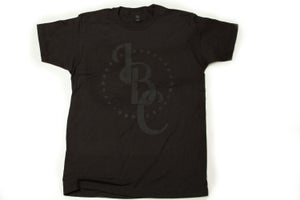 "Image of Infamous ""IBC"" Black On Black Tee"