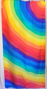 Image of 132. Lexie's Rainbow Sarong