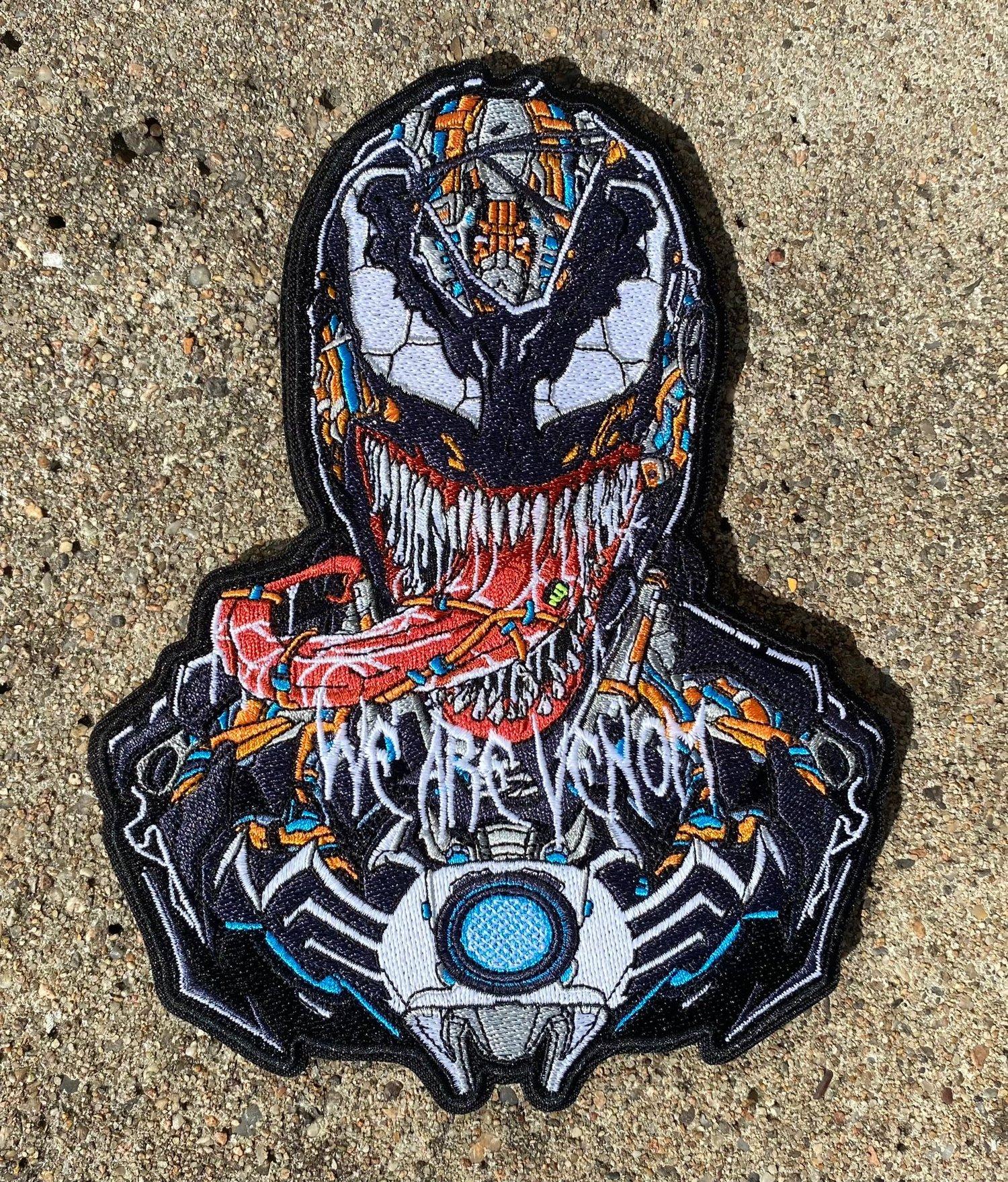 Image of Mech-X - Black Symbiote