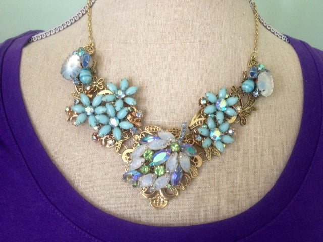 Image of Joys of Spring Necklace