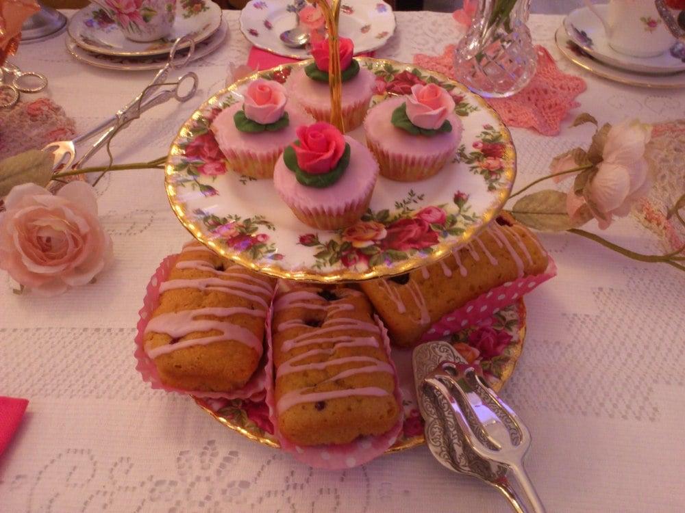 Vintage Rose Catering Vintage Rose Tea Party Club 8th July Ticket