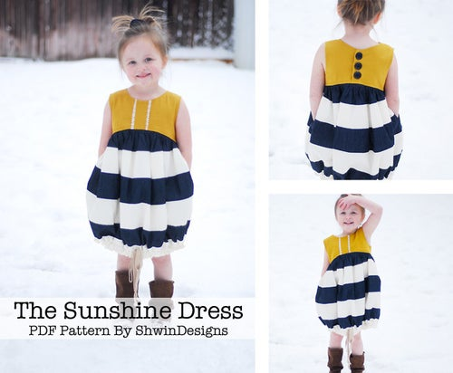 Image of Sunshine Dress