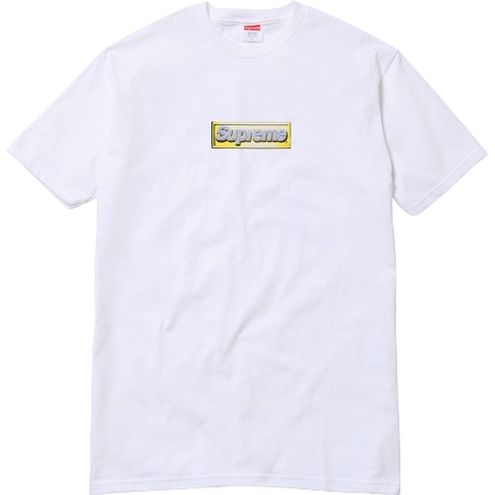 Image of Supreme Bling Logo Tee