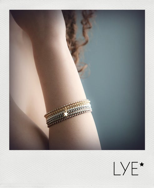 Image of Semainier de bracelets Torsadés