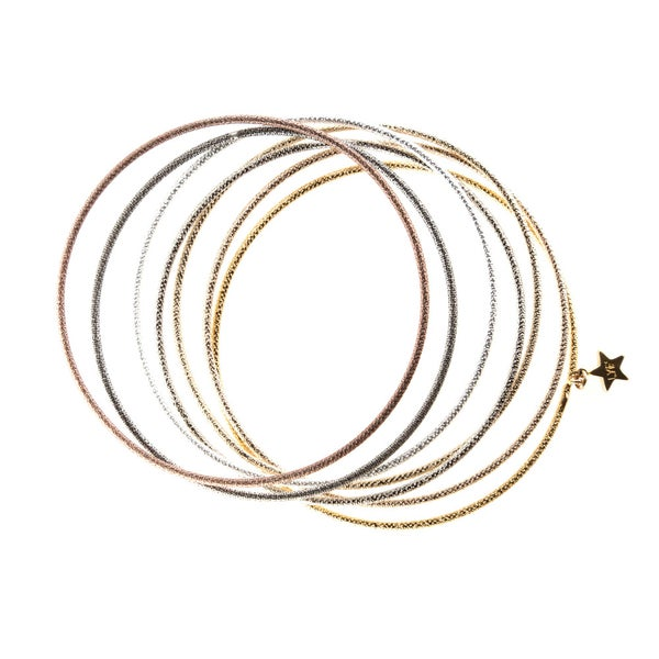 Image of Semainier de bracelets Brillants