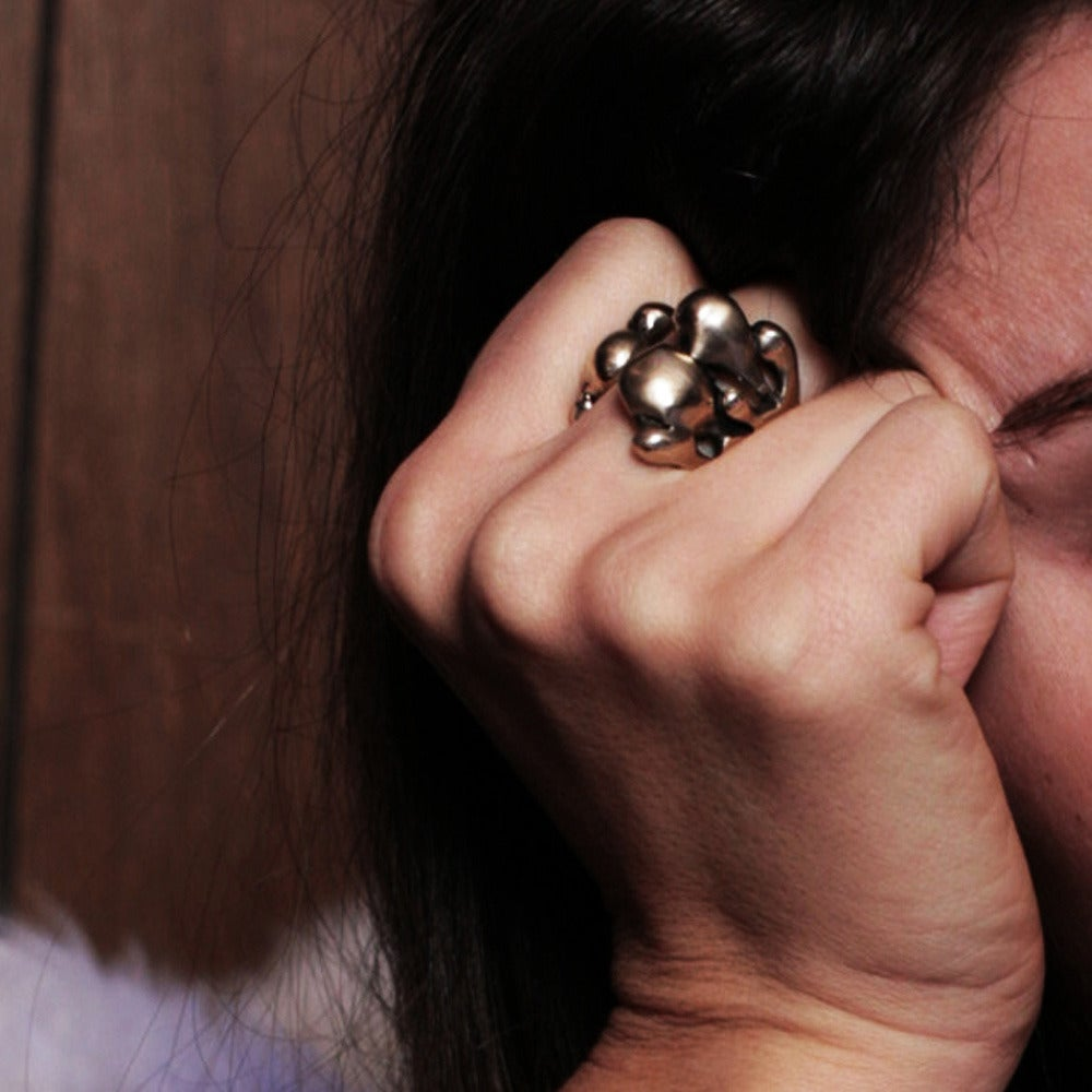 Image of drip matrix ring