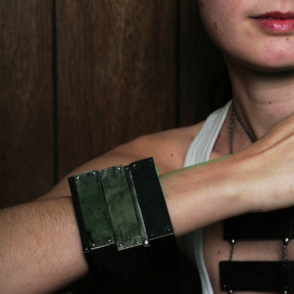 Image of industrial bracelet