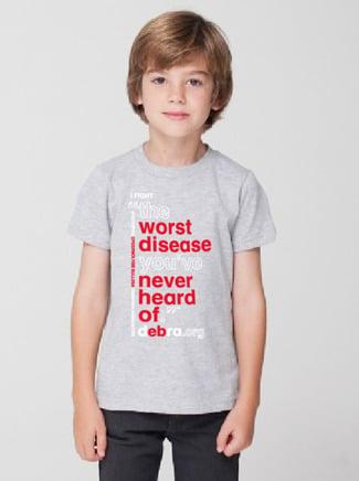 "Image of debra ""I FIGHT"" T-Shirt"