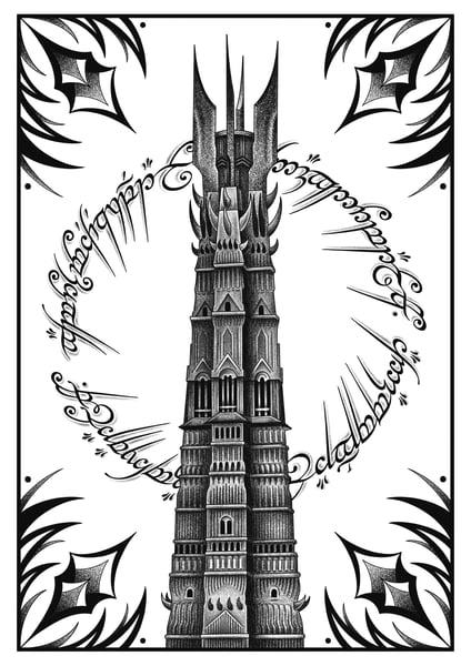 Image of Orthanc Print
