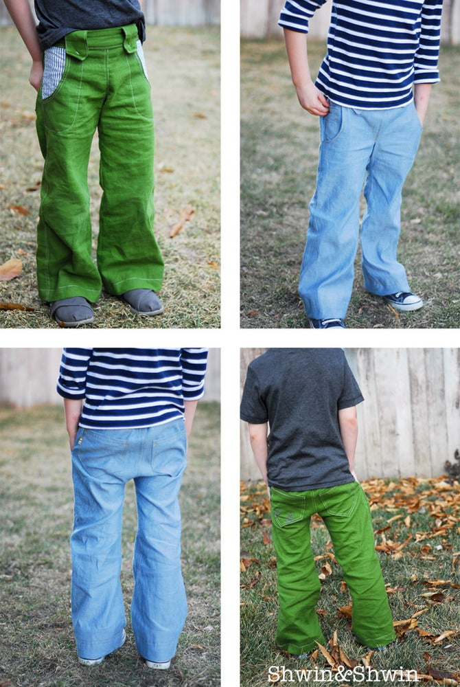 Image of Nowhere Man Pants 12m-10years