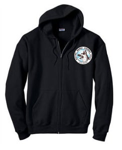 Image of WGSR Zip-up Hoodies
