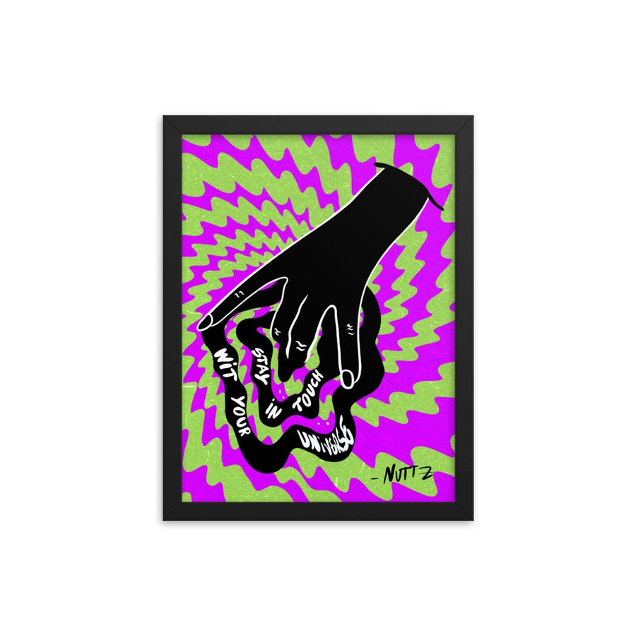 Image of Stay In Touch Wit Yo Universe Large Print
