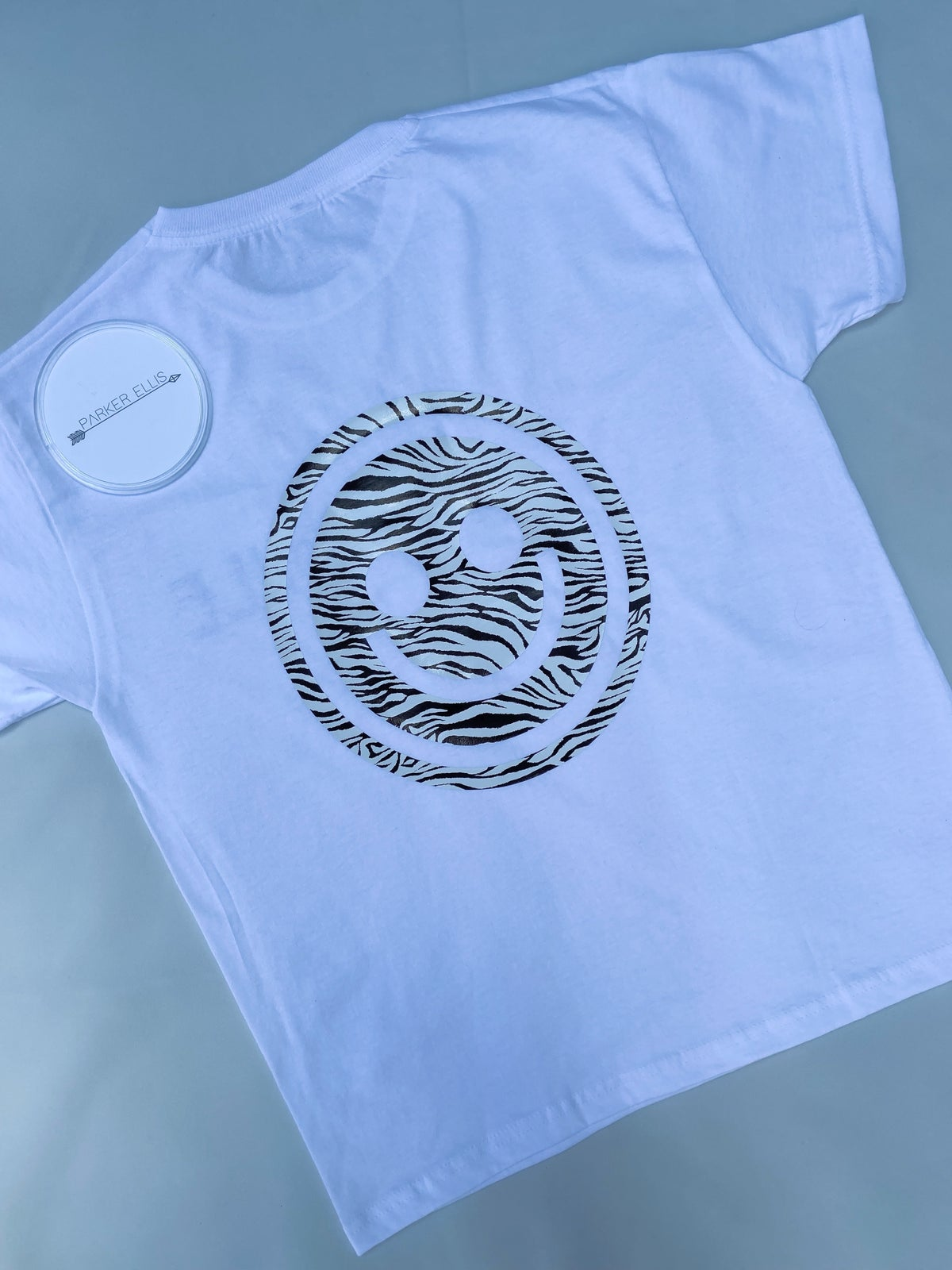 Image of Smile Tee In White