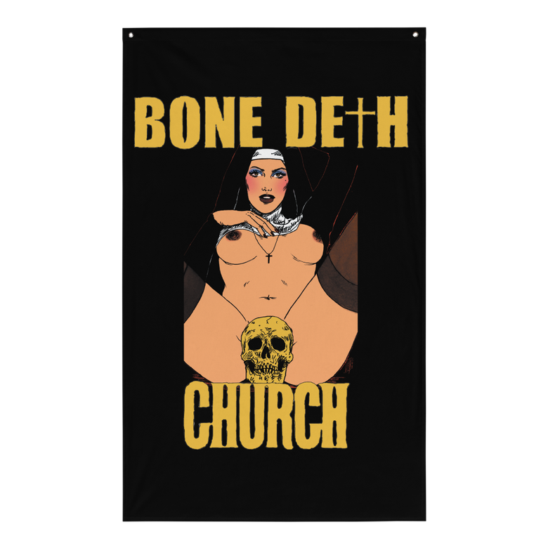 Image of Bone Deth Flags (11 options)