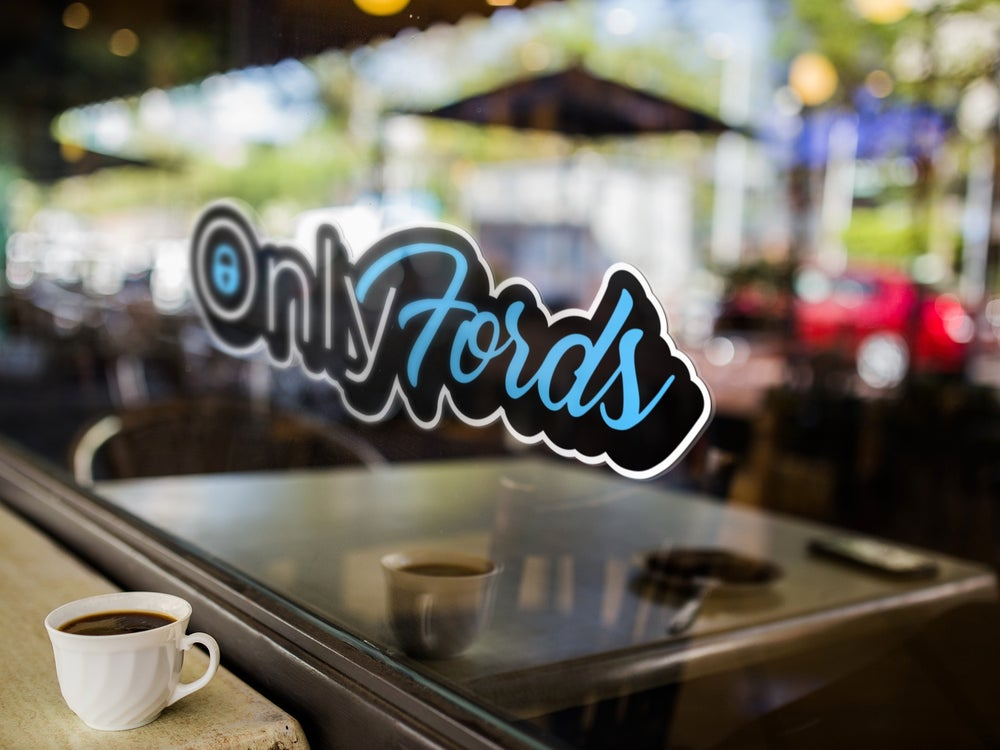 Image of Only Fords