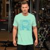 Messiah Code: Heather Mint T-Shirt