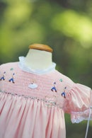 Image 5 of Girl's Smocked Nutcracker Collection