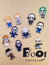 Baby Horror Movie Edible Toppers