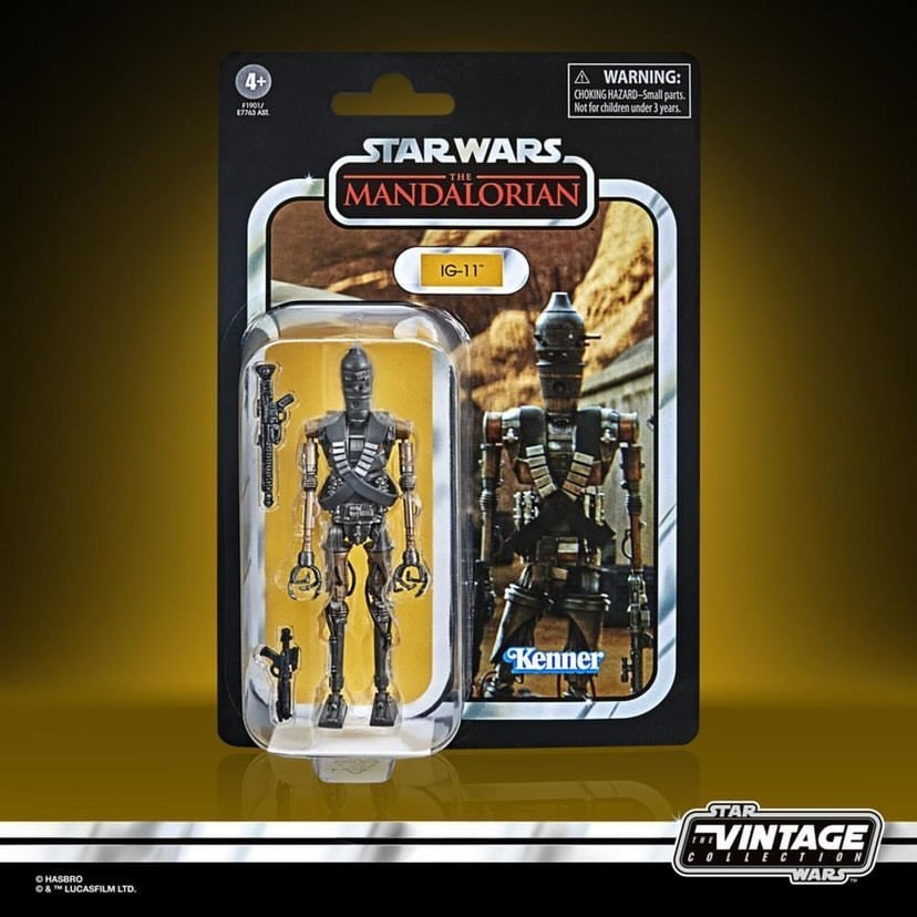 Image of Star Wars The Vintage Collection IG11