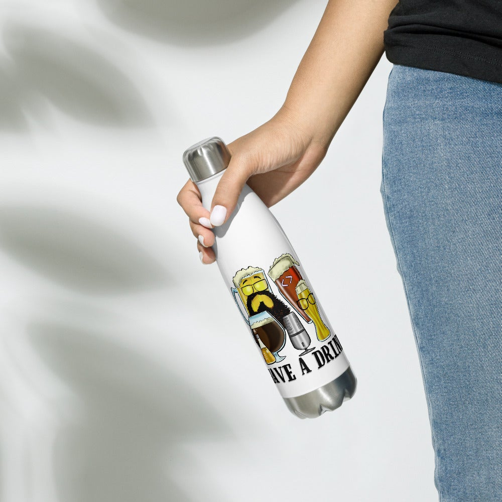 Image of Stainless-Steel Drink Bottle
