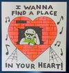 """""""A Place In Your Heart"""" Risograph Print"""