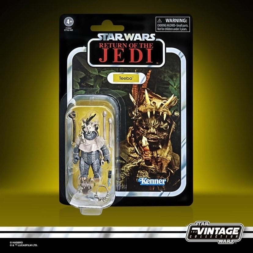 Image of Star Wars The Vintage Collection Teebo