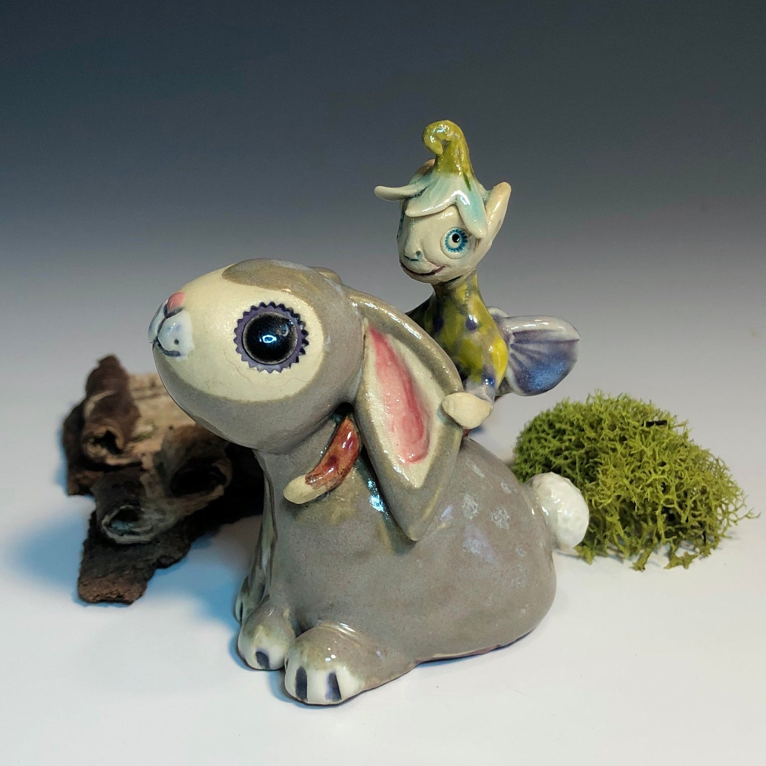 Image of The Faerie Steed