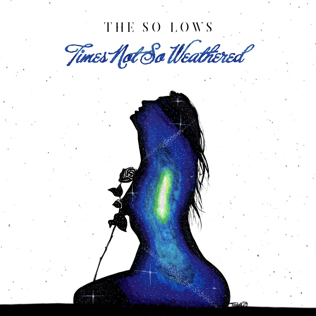 The So Lows - Times Not So Weathered CD