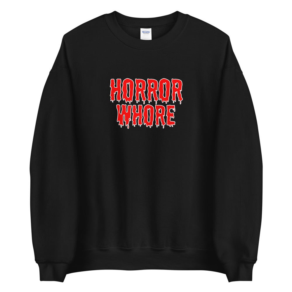 Image of Horror Whore Sweatshirt