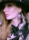 Gh♡stface Earrings