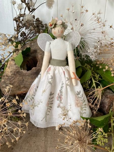 Image of Autumn Botanical Fairy
