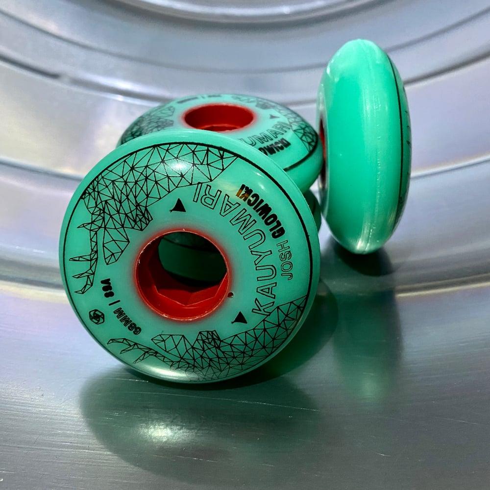 Red Eye 68MM / 89A Josh Glowicki V2.5 Wheel
