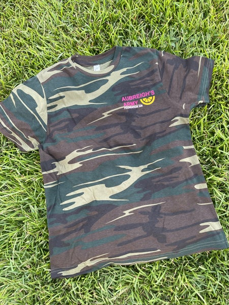 """Image of """"ARMY"""" Camo t-shirts"""