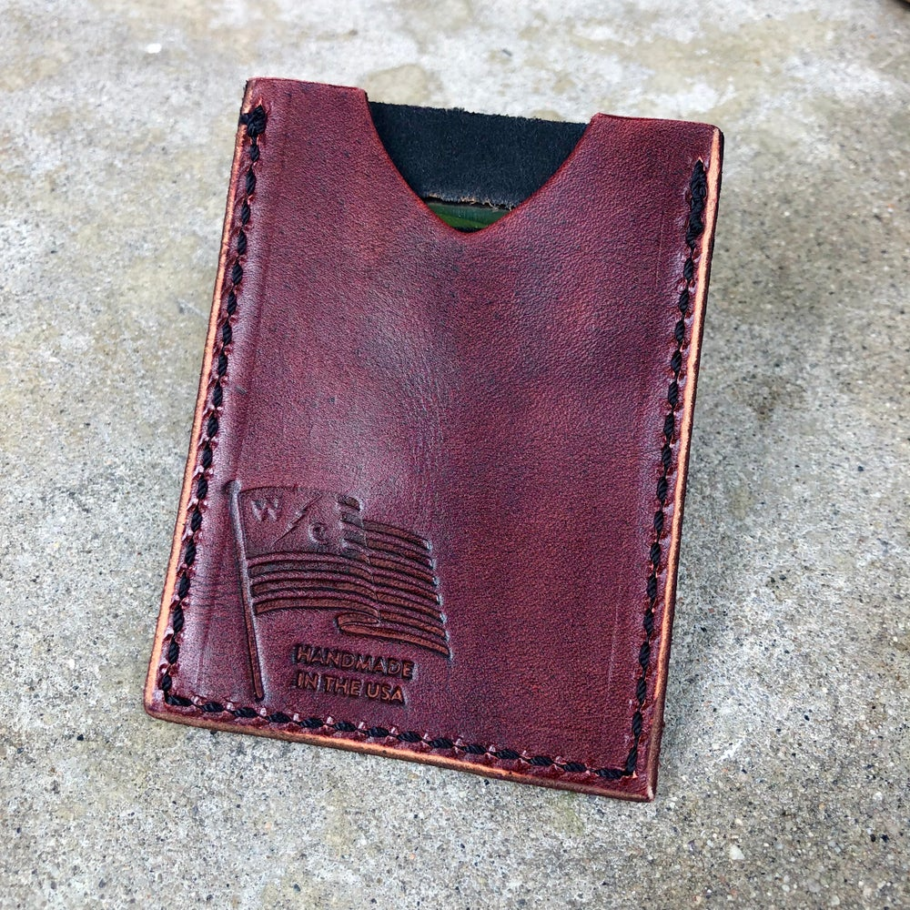 Image of Money Clip Card Wallet - Ready To Ship