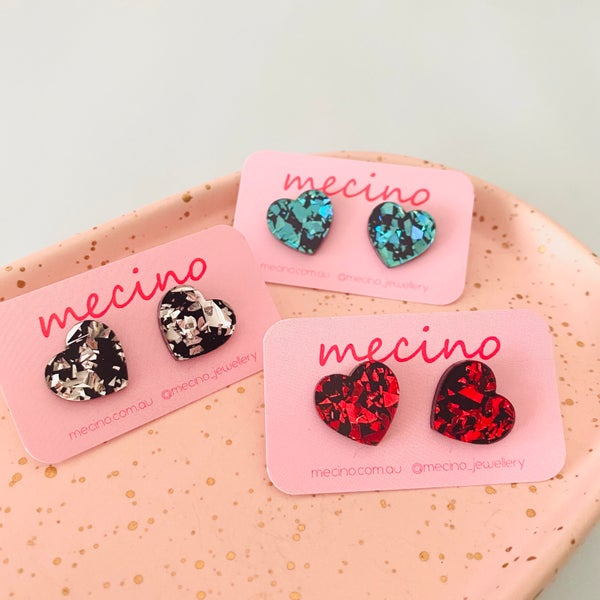 Image of Sweet Hearts - Studs