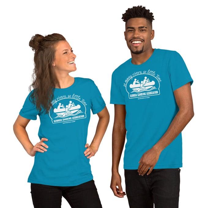Image of T-Shirt, Bubble, Bright Colors