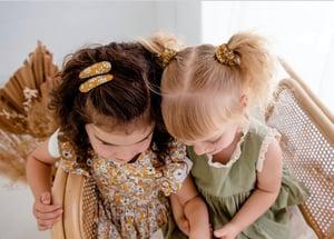 Image of Mini Scrunchies - Rachel