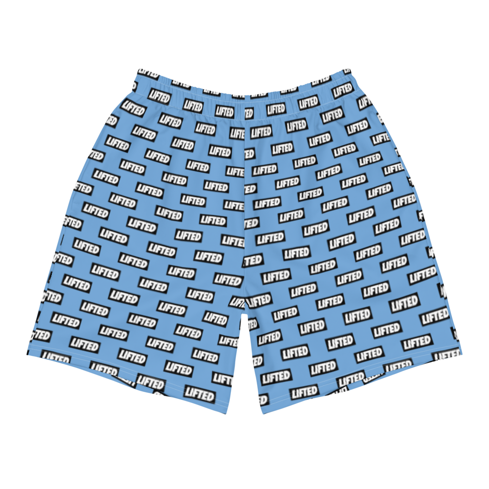 BABY BLUE EASTER SHORTS
