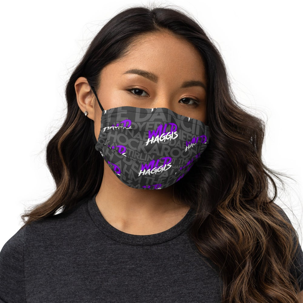 All Over face mask