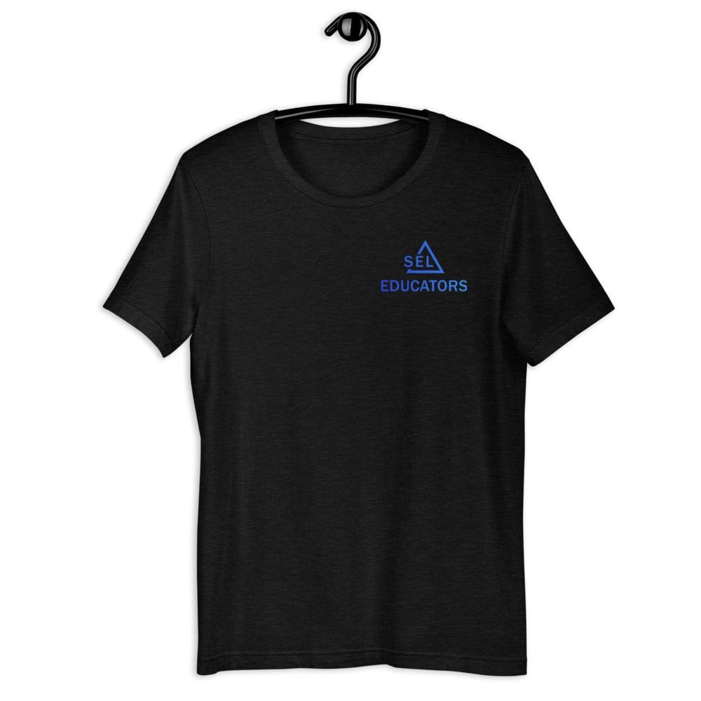 Image of SEL Educators Unisex T-Shirt