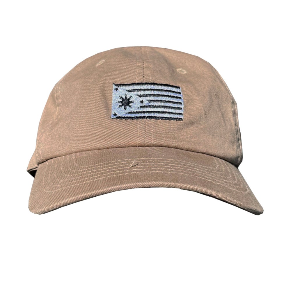 Image of Fil-am Dad hat Khaki